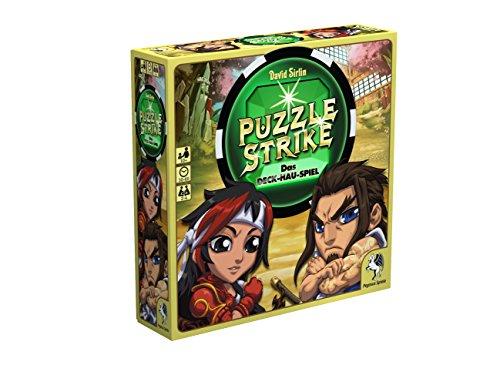 Pegasus Spiele Puzzle Strike 51100G - Jeu de société Deck-Hau.