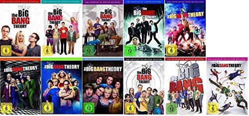 Cover The Big Bang Theory Staffel 1-11 (1+2+3+4+5+6+7+8+9+10+11) [DVD Set]