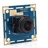 Cámara Web 1080P de Alta Velocidad VGA 100 fps Webcam 2 megapíxeles USB con cámara con Sensor CMOS OV2710 módulo de cámara Industrial para PC, Monedero, Robot, teléfono móvil, quiosco
