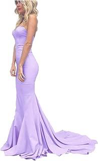 Best lilac mermaid prom dress Reviews
