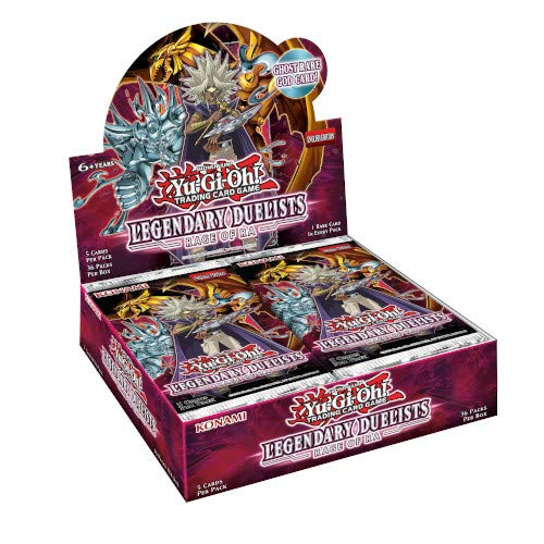Yu-Gi-Oh LED7RU Legendary Duelists 7-Rage of Ra Reprint Unlimited Edition...
