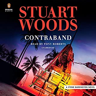 Contraband cover art