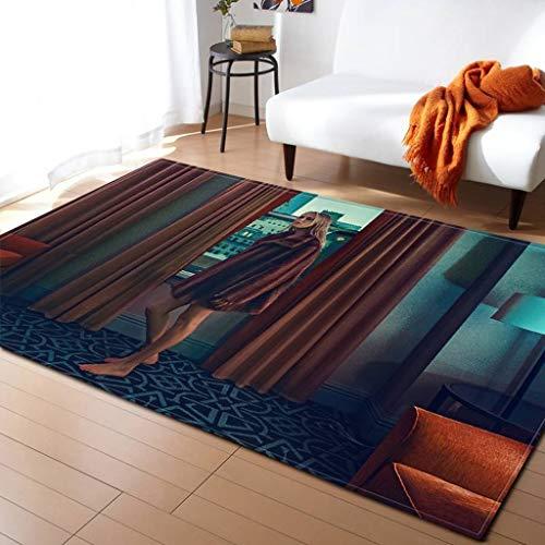Moquettes, tapis et sous-tapis Sexy beauté série tapis, 100x150cm Conception De Tapis De Sol Dans Le Salon Tapis Chambre Restaurant Cuisine Doux Tapis Tapis De Sol Décor À La Maison Carpets & Rugs