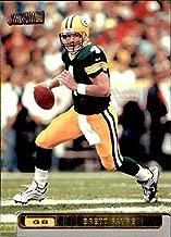 2001 Stadium Club #125 Brett Favre GREEN BAY Packers HOF Southern Miss Golden Eagles Mississippi (BM) NFL Football Card