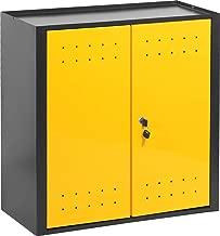 Armário Para Ferramentas, Com 1 Prateleira Vonder Amarelo/preto
