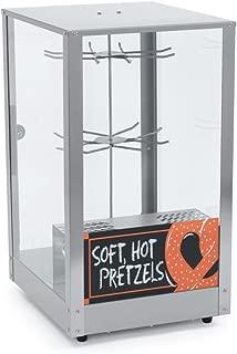 Nemco 6403 36 Pretzel Revolving Pretzel Warmer