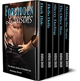 Forbidden Liaisons: Naughty Nuggets Box Set (Naughty Nugget Series Book 7) by [Andrea Smith, Laurel Landon]