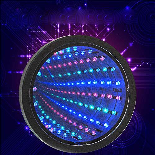Taihang Sinnliche Unendlichkeits-Spiegel-Licht-LED-Tunnel-Wand, die ruhige Stadiums-Lampe sich entspannt