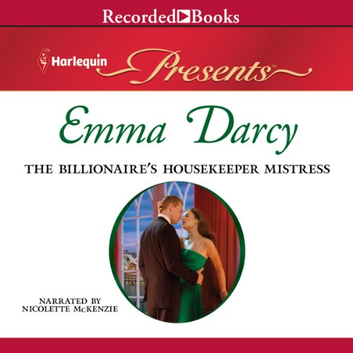 The Billionaire's Housekeeper Mistress audiobook cover art