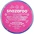 Snazaroo, Bright Pink 1118058 Classic Face Paint, 18ml, M
