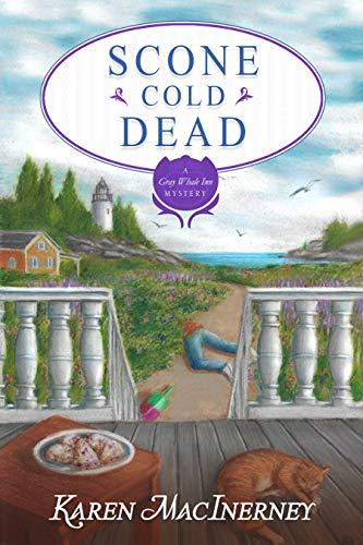 Scone Cold Dead (Gray Whale Inn Mysteries Book 9)