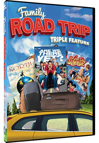 Family Road Trip -3 Movie Collection - Are We There Yet, North, Last Day of Summer