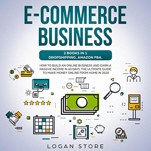 E-Commerce Business Titelbild