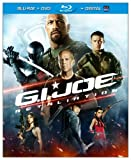Blu-ray/DVD: G.I. Joe: Retaliation (+ Slip Cover, 2-Disc Set, Digital Copy) New
