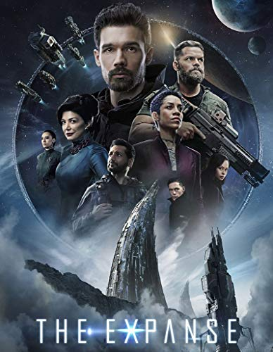 The Expanse Season 4 (24inch x 31inch/60cm x 77cm) Waterproof Poster No Fading Christmas Best Gift for Children
