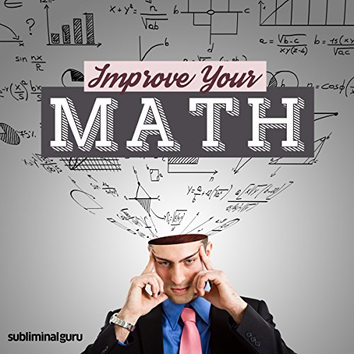 Improve Your Math audiobook cover art