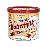 Saco Cultured Buttermilk for Cooking and Baking, Powdered, 12 oz
