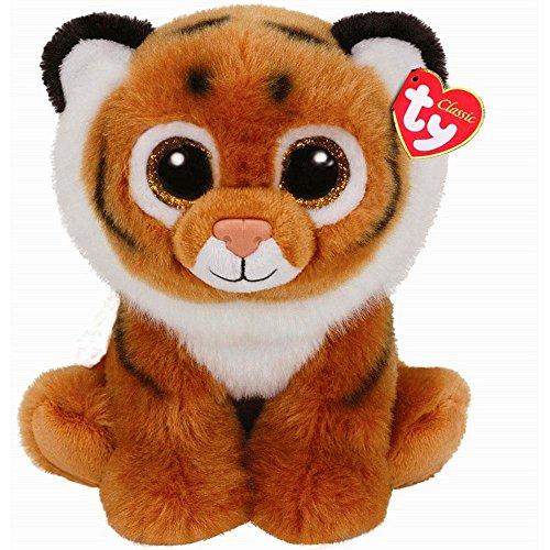 TY 90218 Tiggs Tiger Plüschtier, Mehrfarbig
