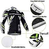 Zoom IMG-2 xm ciclismo abbigliamento set uomo