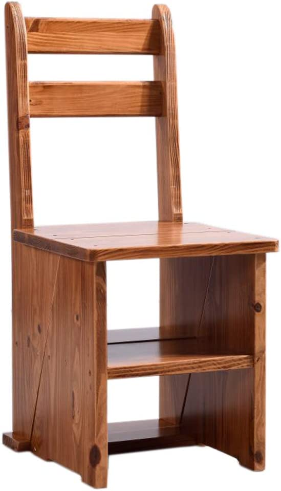Multi-Functional Stool Portable Dedication Wooden Folding Kitchen low-pricing Ladder