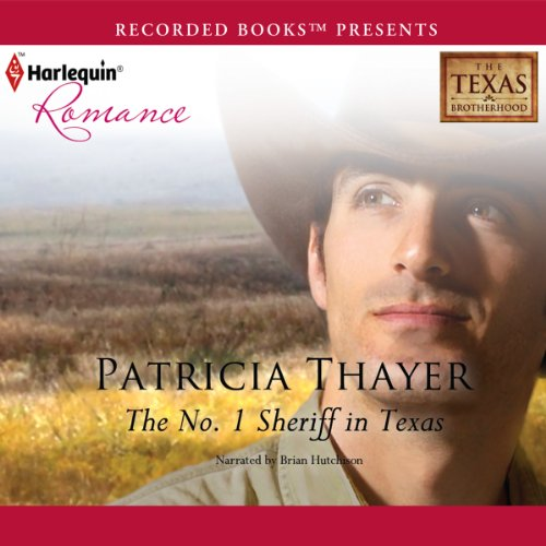 The No. 1 Sheriff in Texas audiobook cover art