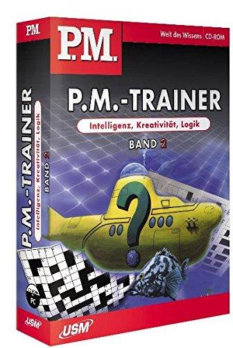 Preisvergleich Produktbild Der P.M.-Trainer - Intelligenz,  Kreativität,  Logik Band 2