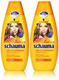 Schwarzkopf Schauma Frucht und Vitamin Shampoo,...