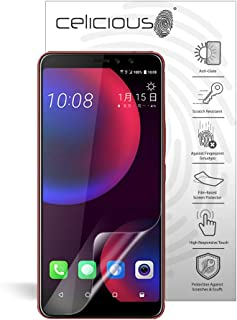 Celicious Matte Anti-Glare Screen Protector Film Compatible with HTC U11 Eyes [Pack of 2]