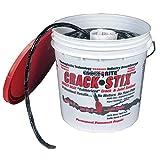 """Crack-Stix 125 Foot 1/2"""" Blacktop Crack Filler"""