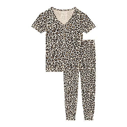 Posh Peanut Adult Pajamas Set – Two Piece Loungewear – Soft Viscose from Bamboo Nightwear PJs