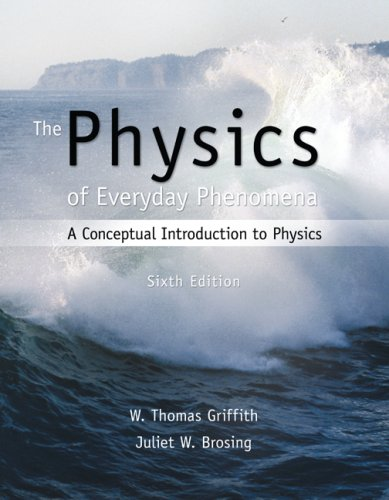 Physics of Everyday Phenomena