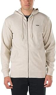 Vans Men's Core Basic Zipper Sweater Beige VN0004CVOHC