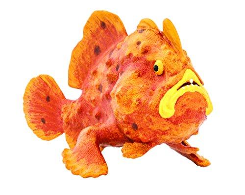 Safari 100070Incredible Creatures Anglerfisch Miniatur