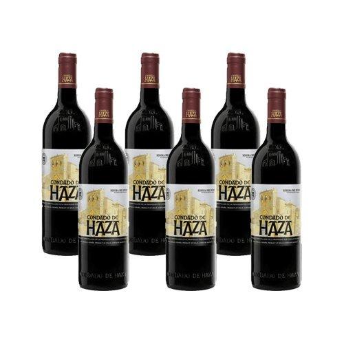 Condado de Haza Crianza - Vino Tinto - 6 Botellas