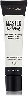 Maybelline Master Prime 10 Pore Minimizing Primer 30ml