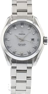 Aqua Terra Ladies Watch 231.10.30.61.55.001