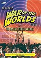 Day That Panicked America: Hg Wells War of the [DVD]