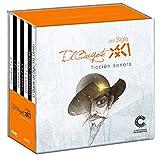 El Quijote del Siglo XXI (Ficción Sonora 10 CDs+1 DVD+Libro)