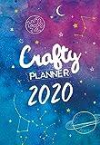 Libro agenda Crafty planner 2020