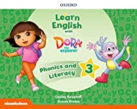 Learn English with Dora the Explorer: Level 3: Phonics and Literature