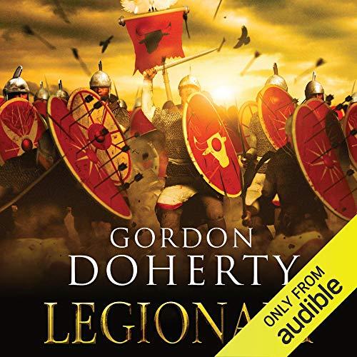 Legionary cover art