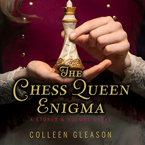 The Chess Queen Enigma audiobook cover art