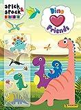 Stick & Stack dinoaurios