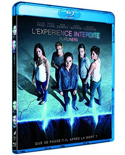 L'expérience interdite - flatliners [Blu-ray] [FR Import]
