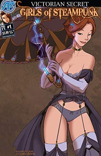 Victorian Secrets Girls of Steampunk #1 (English Edition)