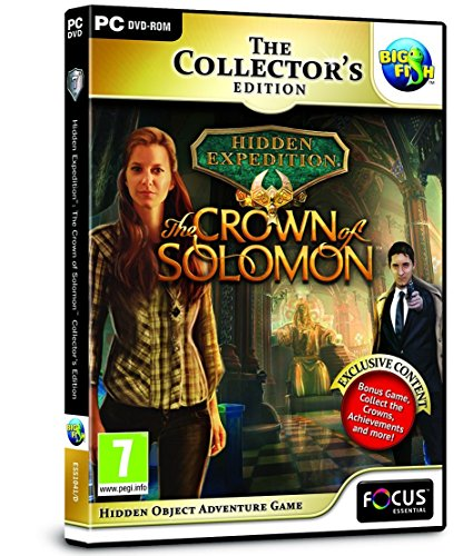 Hidden Expedition The Crown of Solomon Collector's Edition (PC CD) (UK IMPORT)