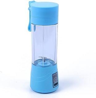 N/ A 380 ML USB Rechargeable Juicer Bottle Cup Juice Citrus Blender Mini Blenders pour Smoothies et Shakes