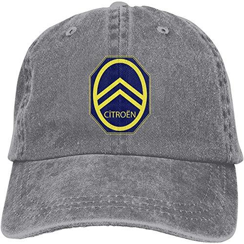 Lifewfrc2018 Design Printed Comfortable Strapback Cap Citroen Automobiles Logo 1936 New Baseball-Cap