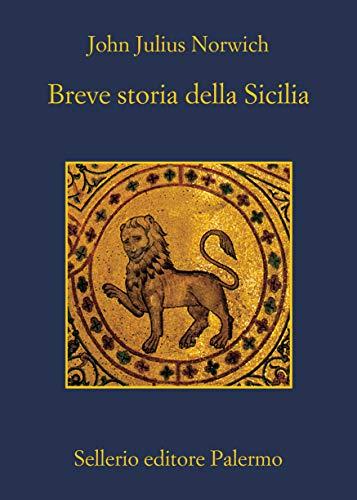 Breve storia della Sicilia (Italian Edition)