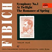 Fibich;Symphony No.1/at Twilig